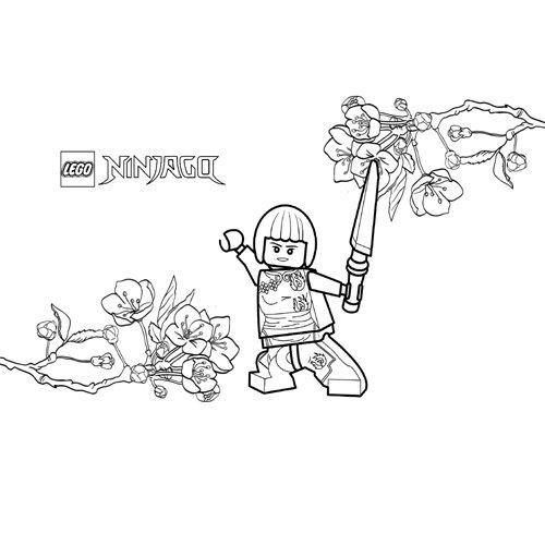 luchadora nya lego ninjago