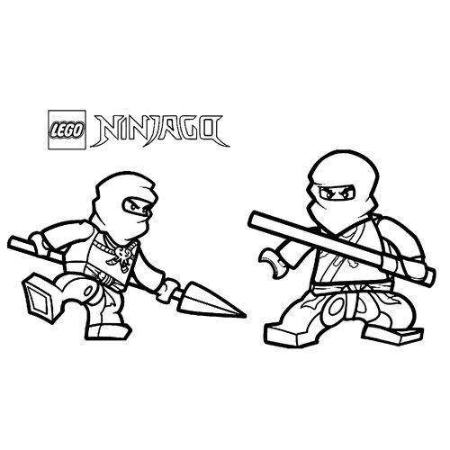 ninjas poderosos lego ninjago