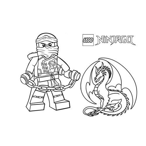 espiritu del dragon kai ninjago