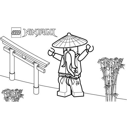 sensei wu maestro de ninjago