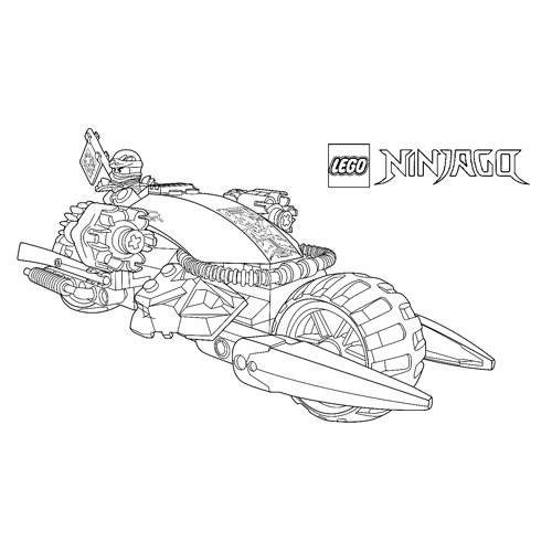 jay super moto lego ninjago