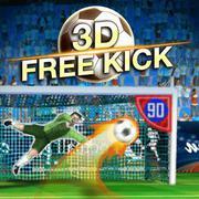 juego 3d Free Kick