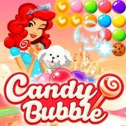 juego Candy Bubble